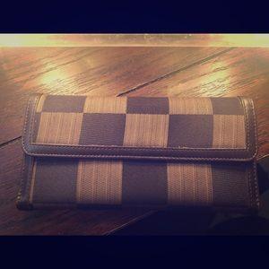 Handbags - Fendi wallet vintage